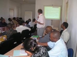 formation à la microfinance