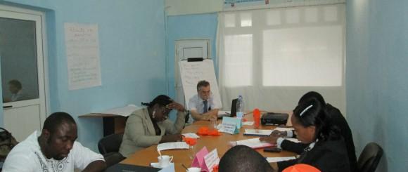 Michel HAMON l'école de la microfinance Audit interne en microfinance