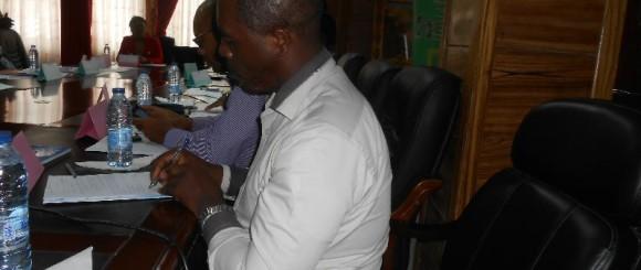 L'école de la microfinance à DOUALA