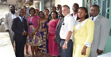 Douala microfinance avec l'école de la microfinance