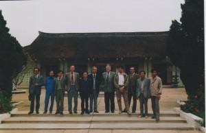Séminaire au Vietnam, l'école de la microfinance