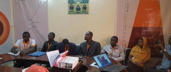 L'école de la microfinance à NIAMEY (NIGER)