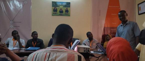 formation des chefs d'agences Niamey