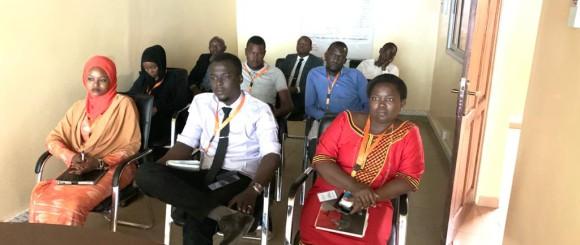 formation microfinance à NIAMEY