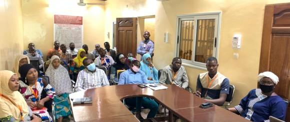 proxifina formation microfinance à NIAMEY